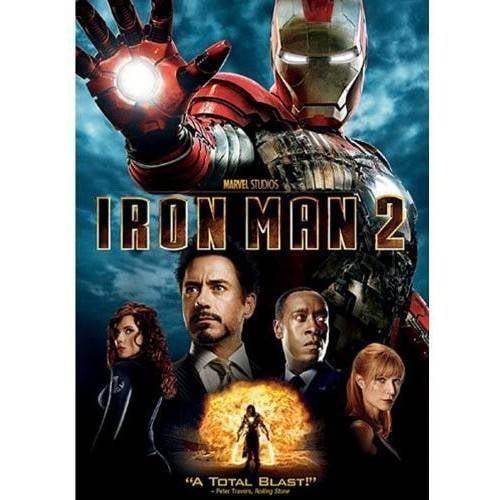 Iron Man 2 (Widescreen)