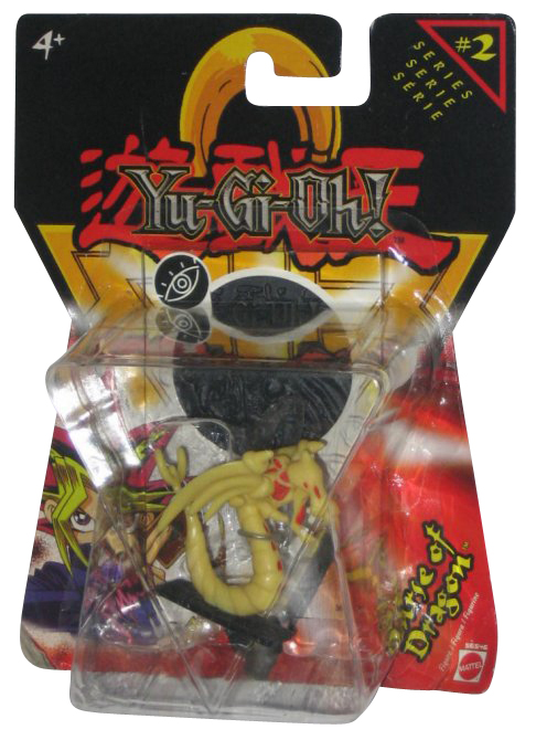 Yu-Gi-Oh! Curse of Dragon Series 2 Anime Mattel Toy Action Figure by Mattel