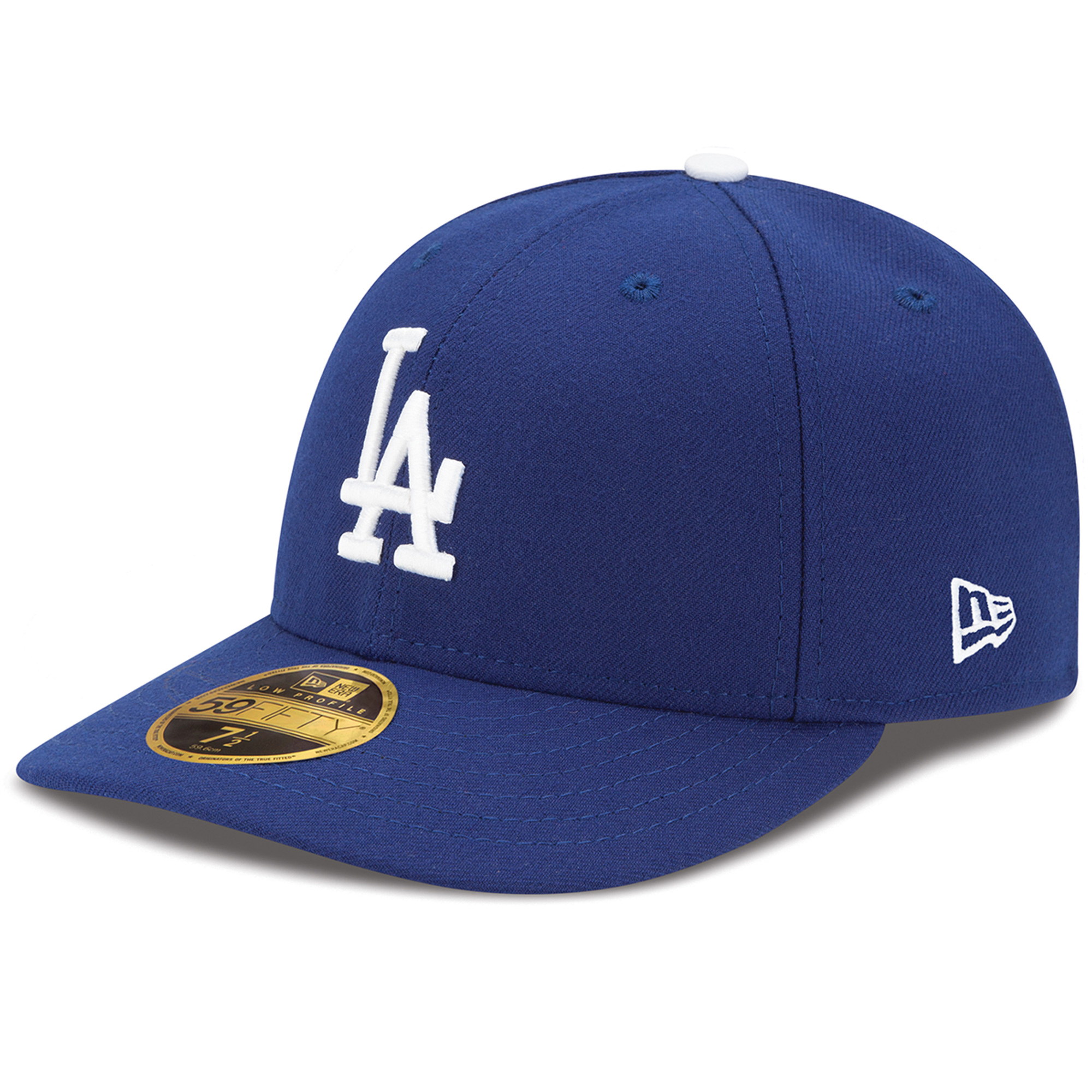 e611bf2d0c2ab5 Los Angeles Dodgers New Era 2018 Mexico Series Authentic Collection Low  Profile 59FIFTY Fitted Hat - Royal - Walmart.com