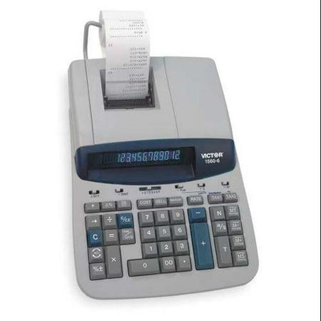 12 1 2  Printing  Desktop Financial Calculator  Victor  1560 6