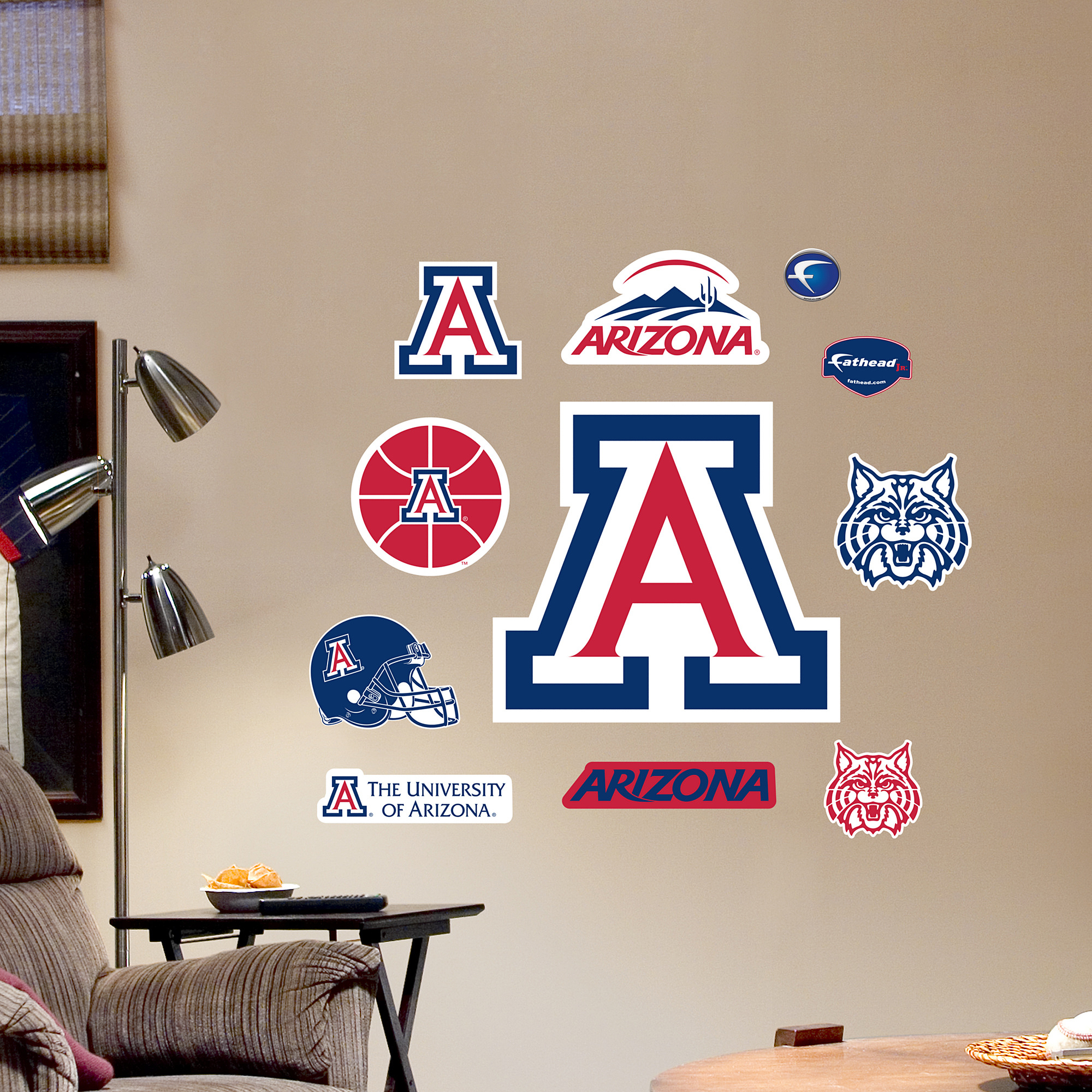 Arizona Jr. Logo Sheet