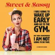 2021 Sweet & Sassy Wall Calendar