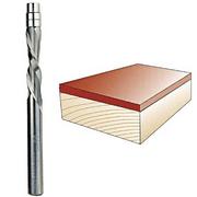 "Whiteside RFTD2100 1/4"" Cutting Diameter & Spiral Flush Trim Bit w/ Down Cut"