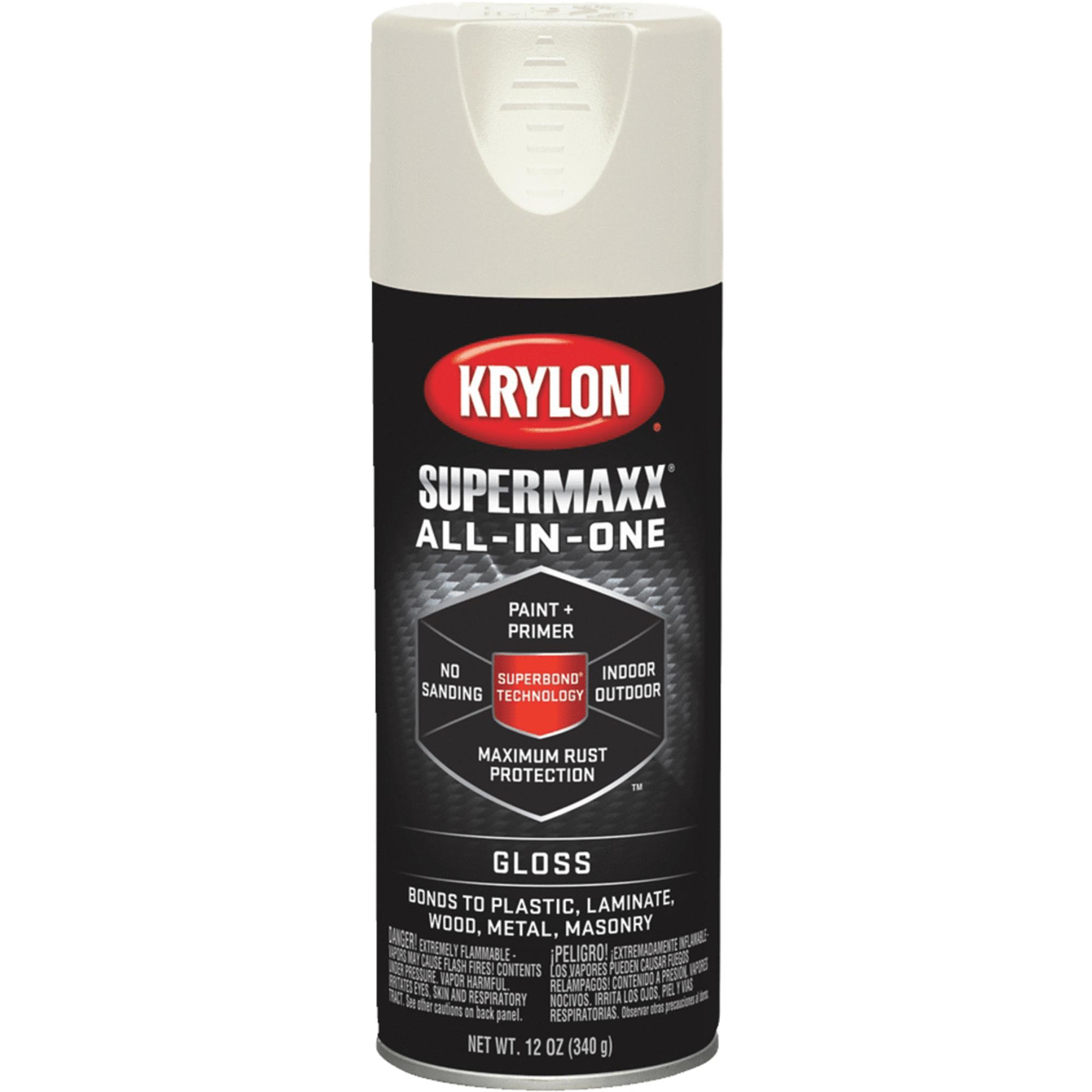 Krylon SUPERMAXX All-In-One Spray Paint