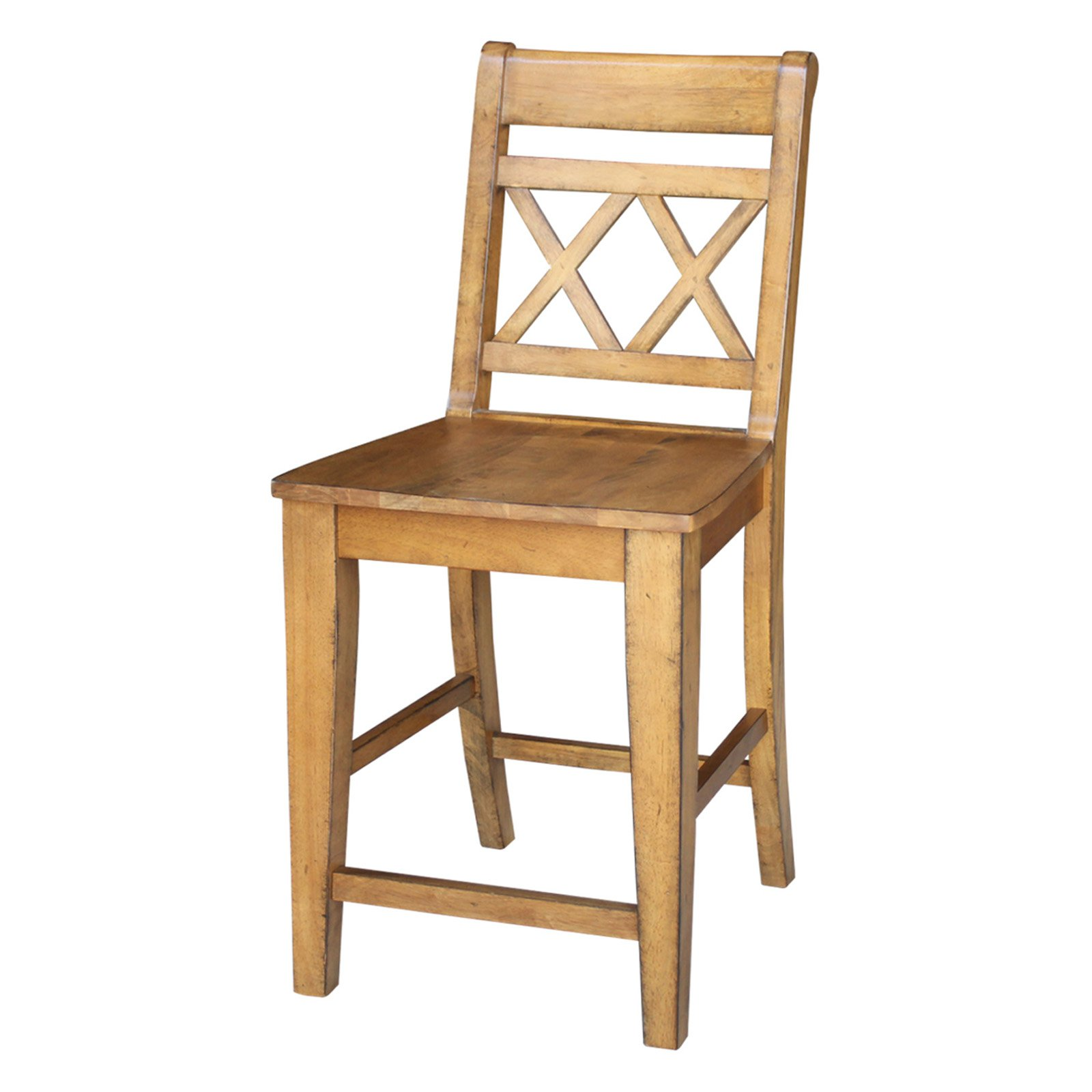International Concepts Canyon Counter Height Stool 24