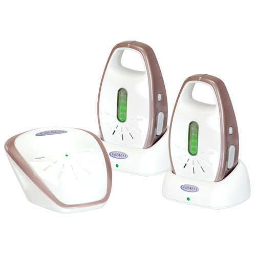 Graco - iMonitor Vibe Baby Monitor with Two Parent Units