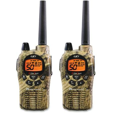 Midland X Tra Talk Gmrs 2 Way Radio With 30 Mile Range