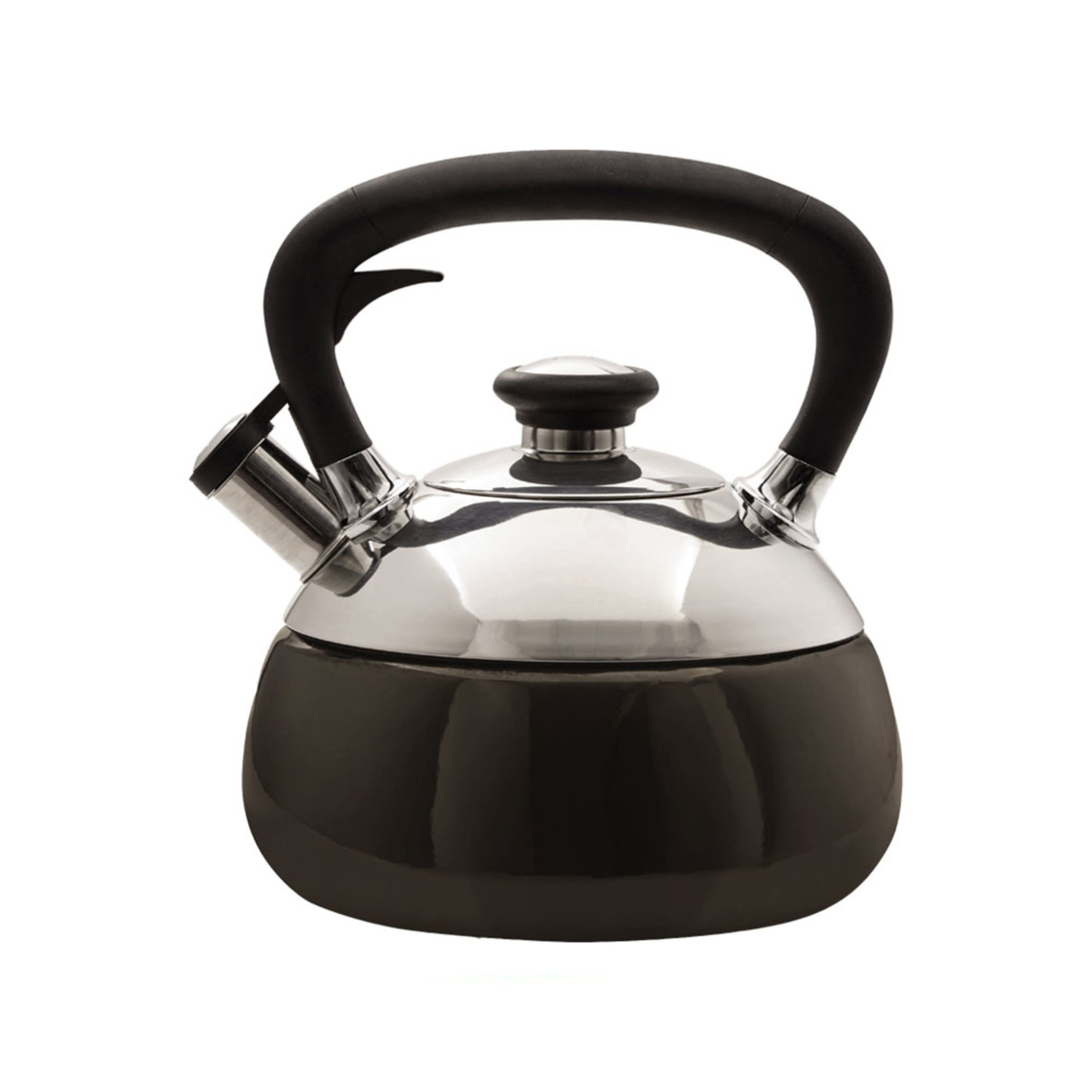 Copco 2 Quart Fusion Polished Stainless Steel Tea Kettle
