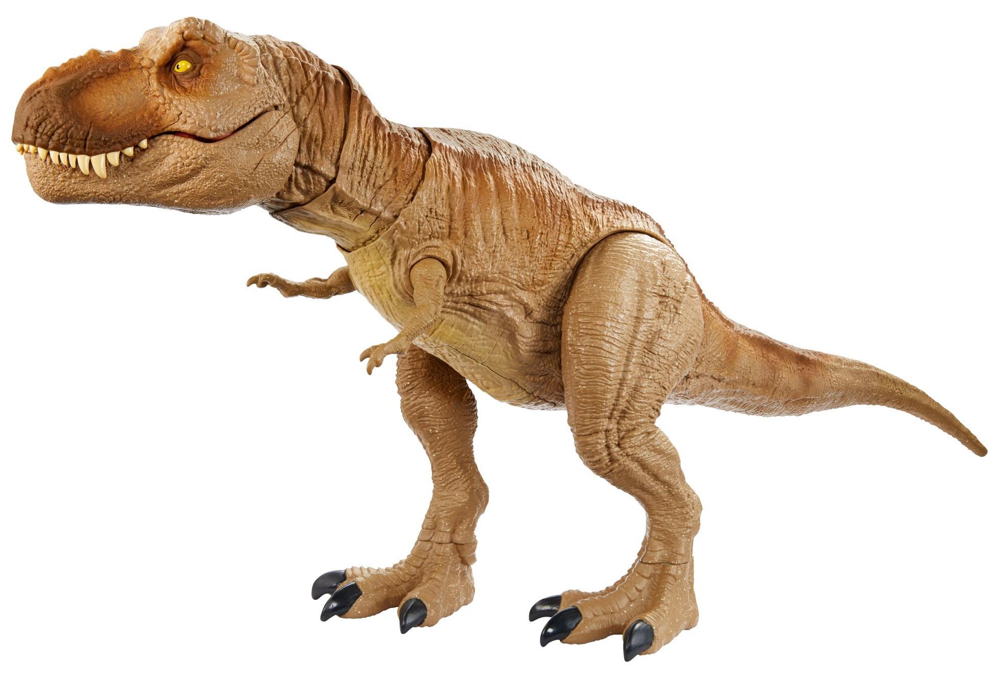 Jurassic World Camp Cretaceous Epic Roarin Tyrannosaurus Rex Large Action Figure