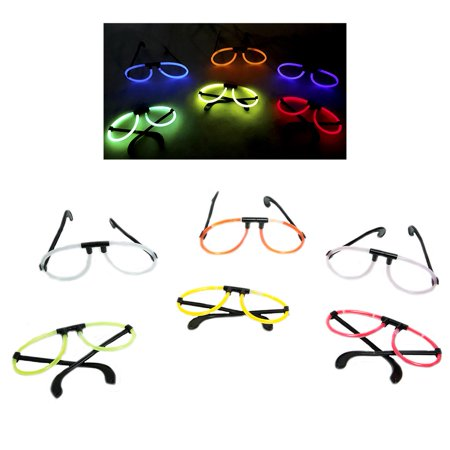 Assorted Glow Eye Glasses](Novelty Glasses With Eyes)