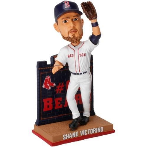 1607298 Shane Victorino Boston Red Sox Get Beard Action B...