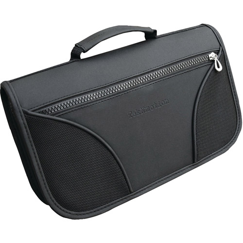 Teknmotion 120-Disc Carrying Case, Black