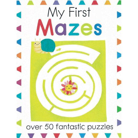 MY FIRST MAZES PUZZLE