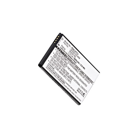 Replacement for HTC XV6175 replacement battery