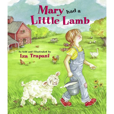 Mary Had a Little Lamb -