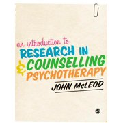 An Introduction to Research in Counselling and Psychotherapy - eBook