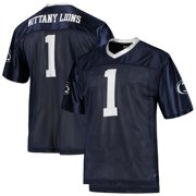 Men's Russell Athletic Navy Penn State Nittany Lions Replica V-Neck Jersey