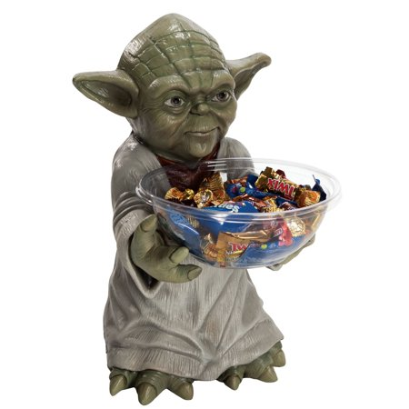 Star Wars - Yoda Candy Bowl and Holder - Female Star Wars Cosplay