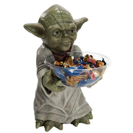 Star Wars - Yoda Candy Bowl and Holder