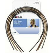 Scunci Thin Headband, 4 Count