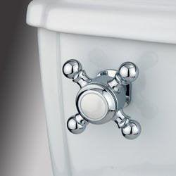 Kingston Brass Buckingham Toilet Tank Cross Handle - image 1 of 1