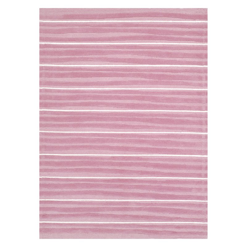 Home Dynamix K1010 Kidz Image Area Rug - Rosewater-43 x 55 ft.