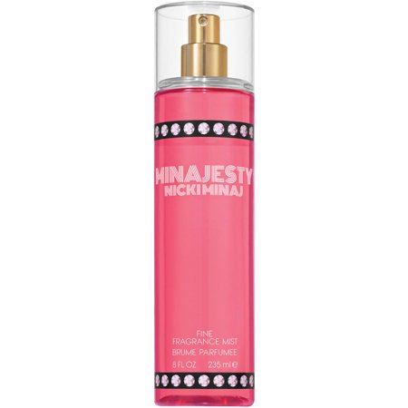 Nicki Minaj Minajesty Fine Fragrance Mist, 8 fl oz