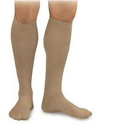5607fc8599 Activa H3513 Mens Ribbed Dress Socks 20-30 mmHg - Size & Color- Large ...