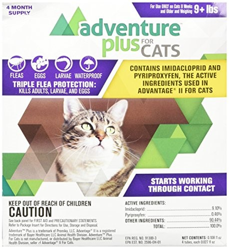 Image of Adventureâ ¢ Plus for Cats (9 lbs and up)