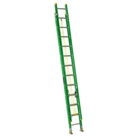 Fe0624 24 Ft Fiberglass Type Ii Extension Ladder