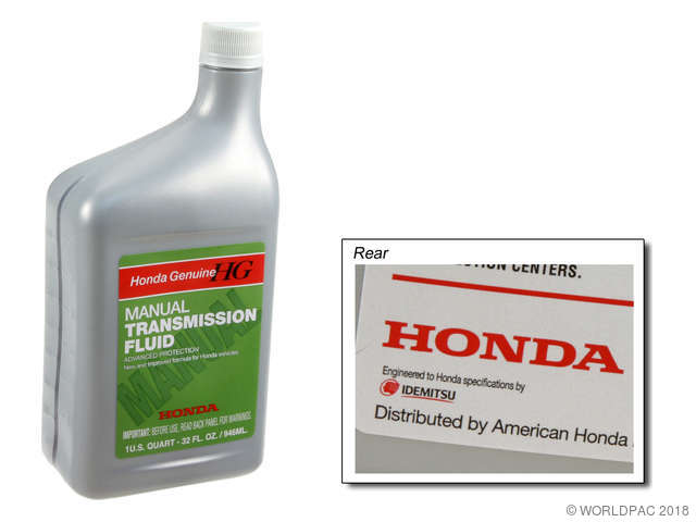 Beautiful Genuine W0133 1814758 Manual Trans Fluid