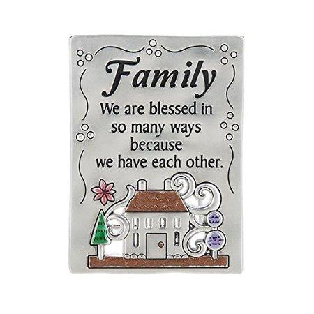 Ganz Inspirations Family \ Message Plaque Magnet Family ..... er59712