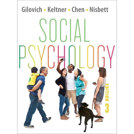 Social Psychology: With E-book
