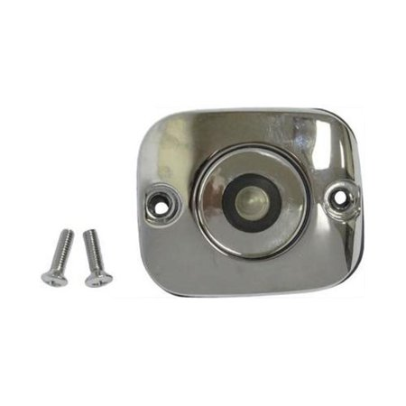 HardDrive 29-063 Master Cylinder Cover - Chrome