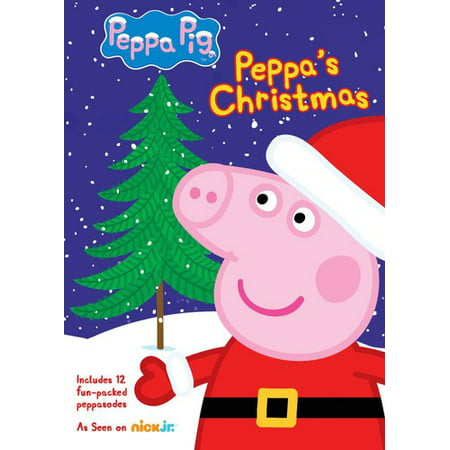 Peppa Pig: Peppa's Christmas (DVD)](Halloween Peppa Pig Movies)
