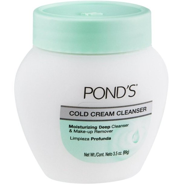 Ponds Cold Deep Cleanser Makeup