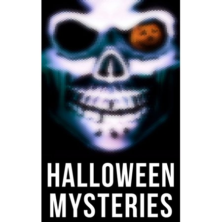 Halloween Mysteries - eBook