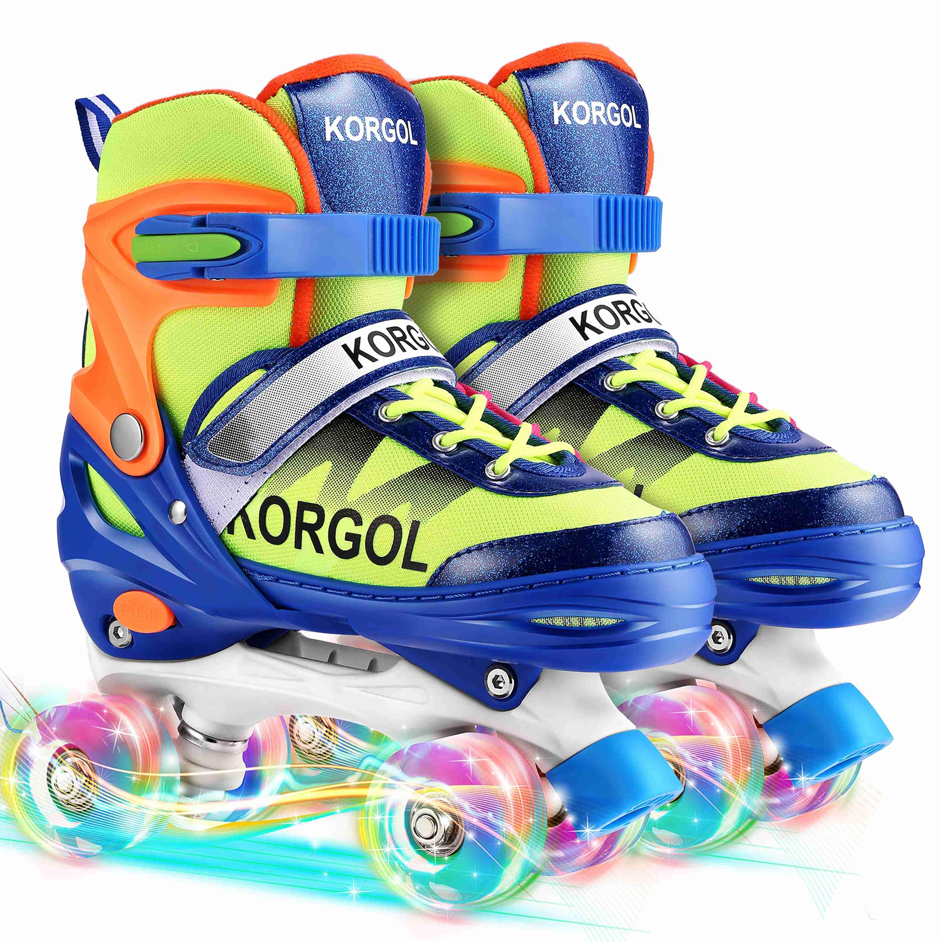 Details about  /Double Row Quad Inline Skate Wheel Indoor//Outdoor Wear-Resistant 82A Wheels