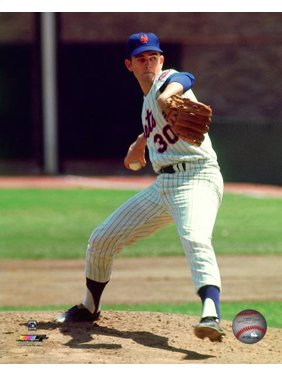 Nolan Ryan 1968 Action Photo Print