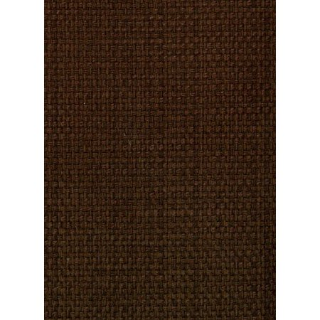 """HL-Piazza Backed, 663 Espresso, Upholstery Fabric, 10 yard Bolt, 55"""" wide"""