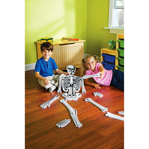 Learning Resources Skeleton Floor Puzzle by LEARNING RESOURCES