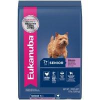 Eukanuba Small Breed Senior Dry Dog Food, 15 Lb
