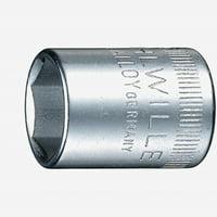 """Stahlwille 40 6-pt 1/4"""" Socket, 14 mm"""