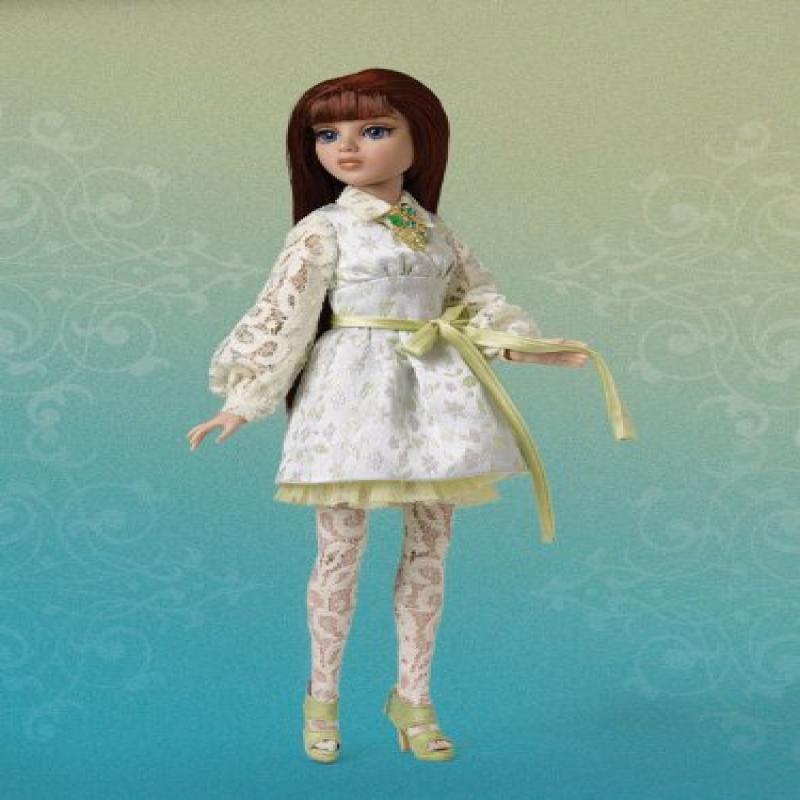 Wilde Imagination - Satin Shimmer Amber Dressed Doll 041-107