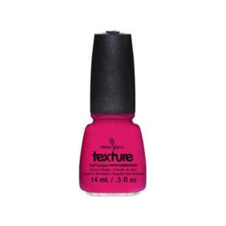 CHINA GLAZE Texture Nail Lacquers - Bump&Grind