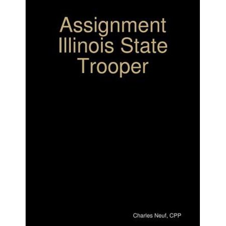 Assignment Illinois State Trooper - eBook