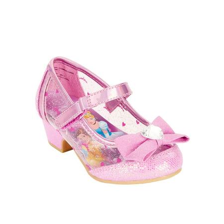 Disney Princesses Toddler Girls' Dress Pump