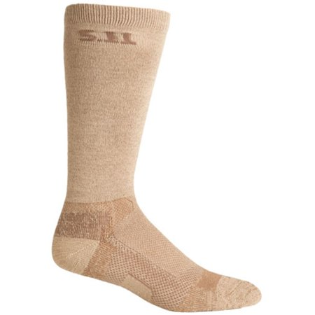 Image of Tactical 5.11 Men Level I 9' Socks