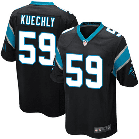 Carolina Panthers Football Jersey (Luke Kuechly Carolina Panthers Nike Team Game Jersey - Black)