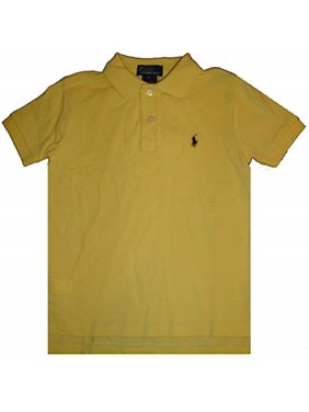 f575e214f Product Image Polo Ralph Lauren Boys Polo Shirt Yellow Sizes 5
